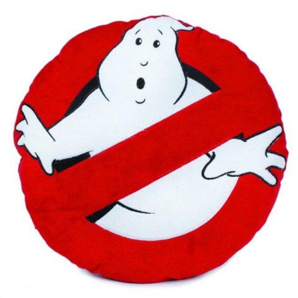 Ghostbusters knuffel kussen logo