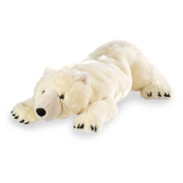 IJsbeer floppy knuffel groot (72 cm, Wild Republic)
