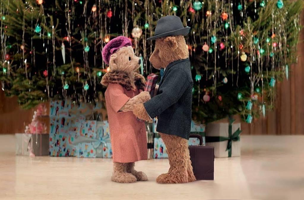 Kerst met teddyberen: de leukste commercial tijdens de feestdagen