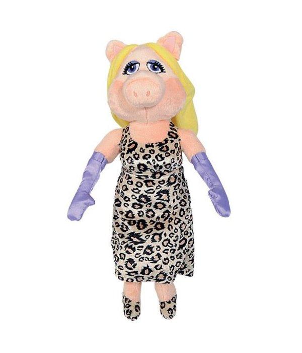 Muppets Muppets knuffels (24 cm): Kermit de Kikker, Miss Piggy, Fozzie of Animal