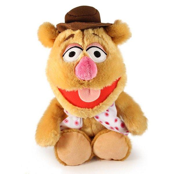 Muppets Fozzie Bear knuffel (32 cm)