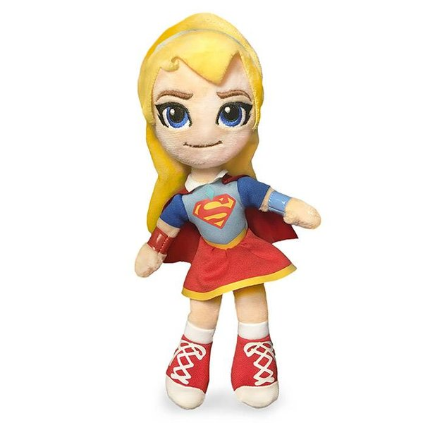 Super Hero Girls: Supergirl knuffel (DC Comics)