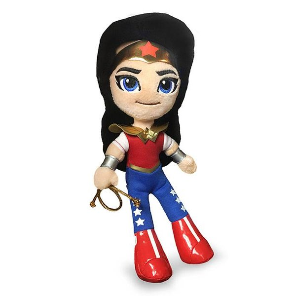 Super Hero Girls: Wonder Woman knuffel (DC Comics)