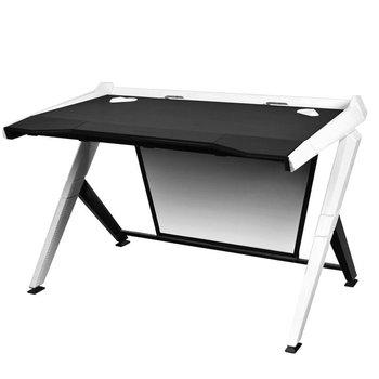DXRacer Gaming Desk (White)
