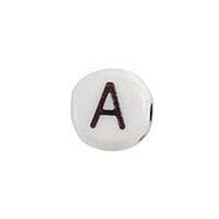 Alphabet Bead A