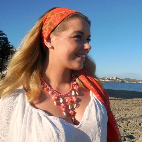 Merry shells necklace
