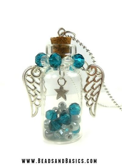 Bottle With Wings