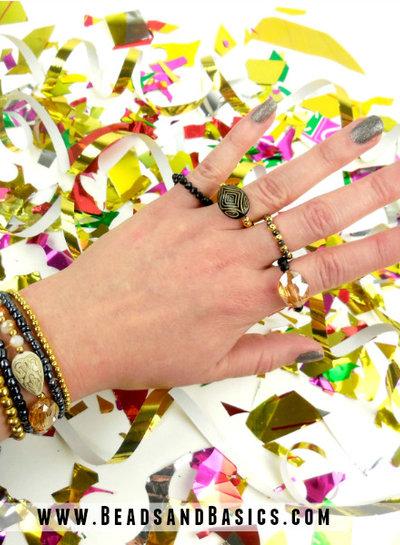 Gold Rings Making