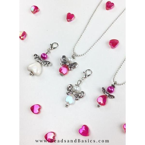 Liefdes Engeltjes Maken Met Kralen - KADO TIP
