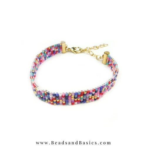 Weef Armband Maken - Mix Kleuren Miyuki