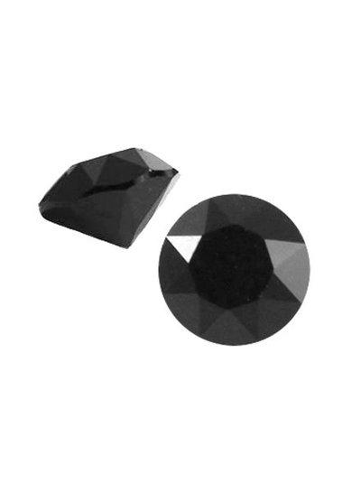 Pointstone SS29 Black Shine 6.2mm