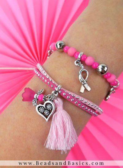 Tassel Pink 30mm