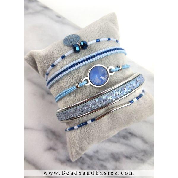 Minimalistische Armbandjes met Miyuki