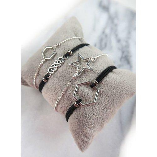 Hoe Maak Je Zelf Minimalistische Armbandjes Van Elastiek