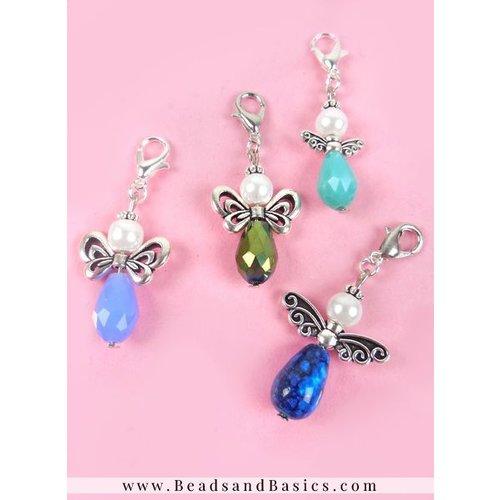 Lucky Angel Beads