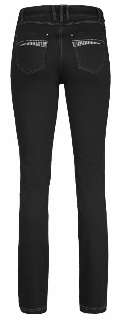 Robell Elena Jeans - Black