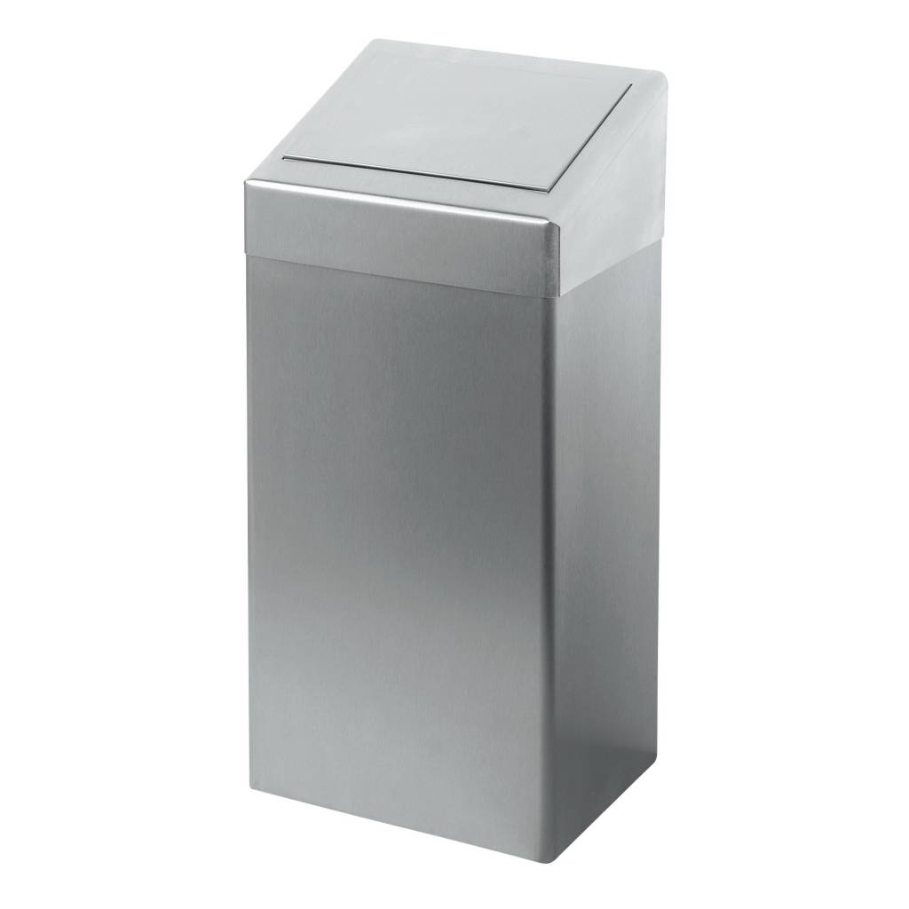 Afvalbak Keuken 50 Liter : Euro Products RVS Afvalbak 50 liter – Professionele Hygi?nemiddelen