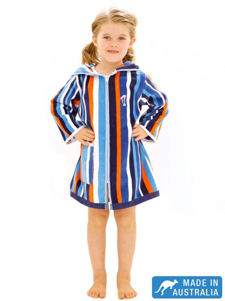 Terry Rich Australia Kids Beach Robe Ocean