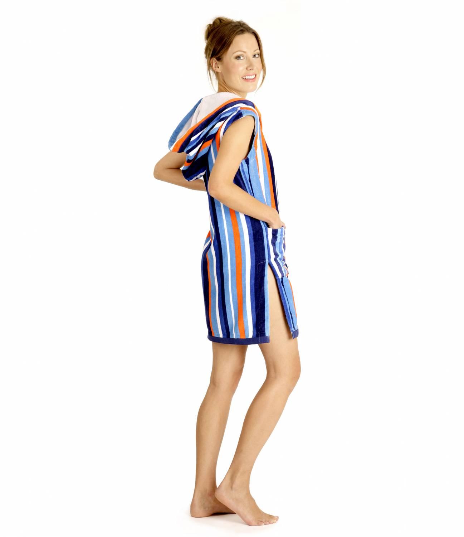 De ideale dames badjas, sportief en praktisch!