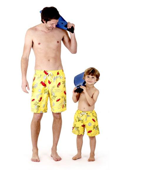 Boardshorts Heren Kids