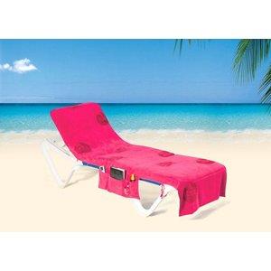 Itsa ITSA Beach Towel Pink