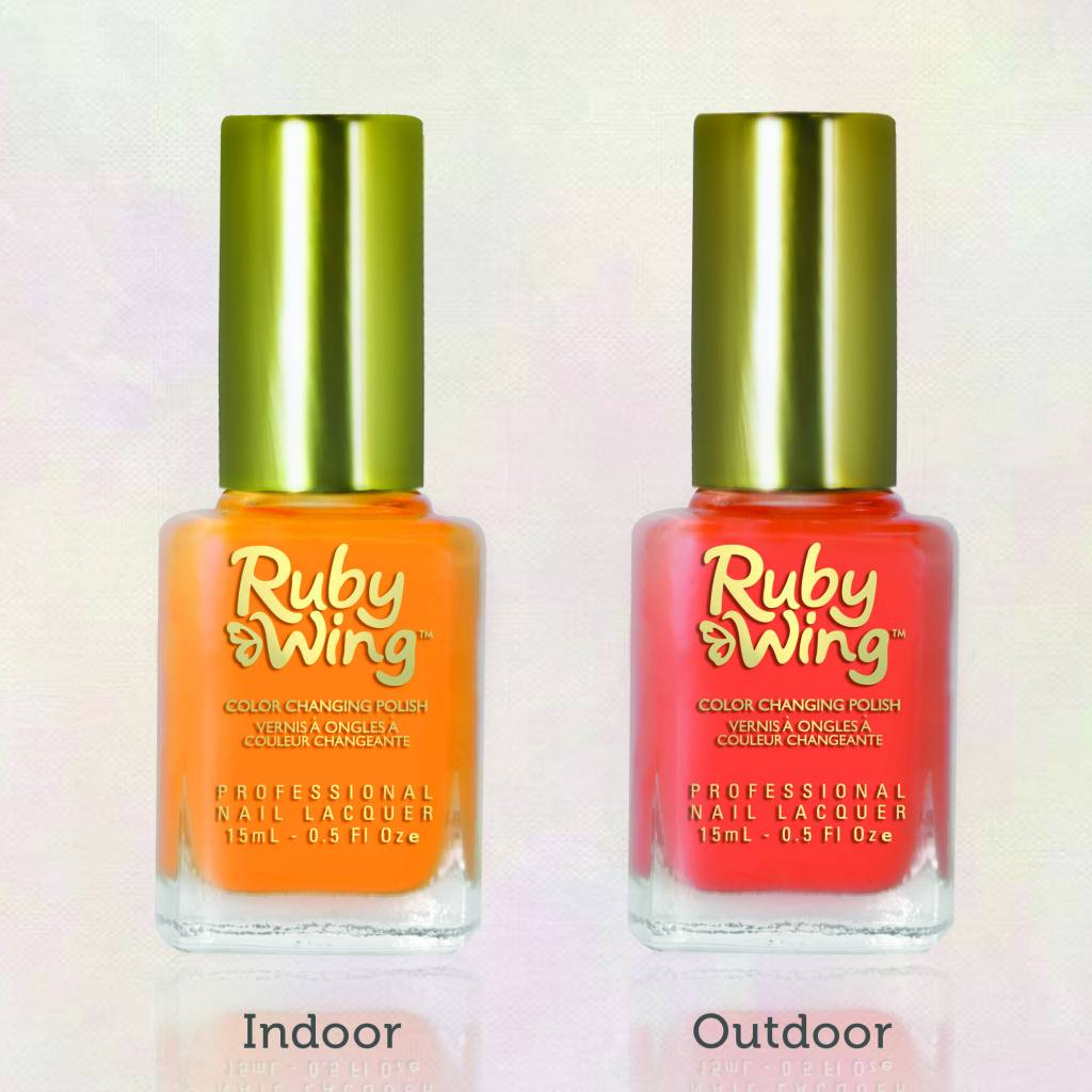 Ruby wing color changing nail polish wild flower destination beach ruby wing color changing nail polish wild flower izmirmasajfo