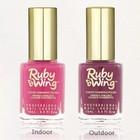 Ruby Wing Verkleurende nagellak Poppy