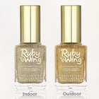 Ruby Wing Color Changing Nail Polish 'Sunflower'