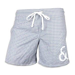 Esperluette Wear Father & Son Swimshort Grey White