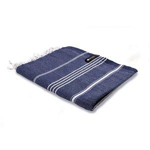 Peshs. Hammam Towel Dark Blue