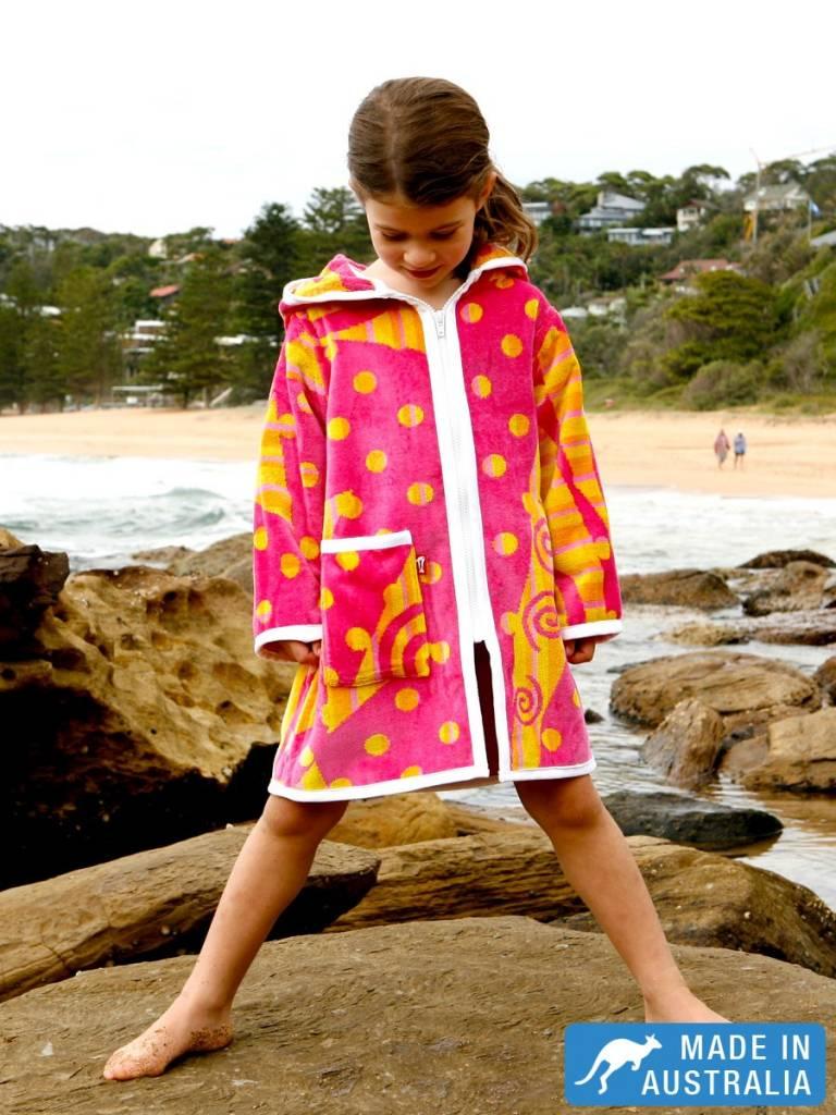 Terry Rich Australia Kids Beach Robe Carousel