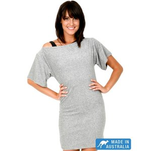 Terry Rich Australia Navy Terry Beach Cover Up - Copy