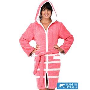 Terry Rich Australia Ultra Luxe Swim Robe | Swim Parka | Melone
