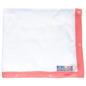 Sunsnapz Sun protection blanket Coral