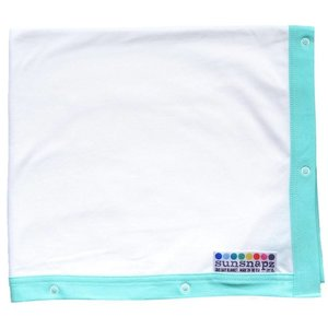 Sunsnapz UV Schaduwdoek Aqua-Blauw