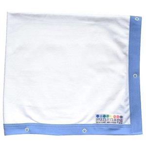 Sunsnapz UV Schaduwdoek Hemelsblauw