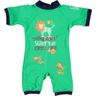 Sonpakkie Baby UV Suit Surf the Croc (green and darkblue)