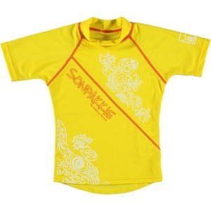 Sonpakkie UV Swim Shirt 'Tattoo' for boys