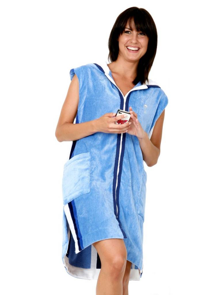 Terry Rich Australia Sleeveless Beach Robe For Women
