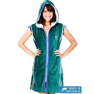 Terry Rich Australia Sleeveless Beach Robe for women Elite