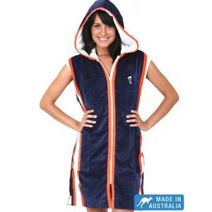 Terry Rich Australia Sleeveless Beach Robe for women Sport