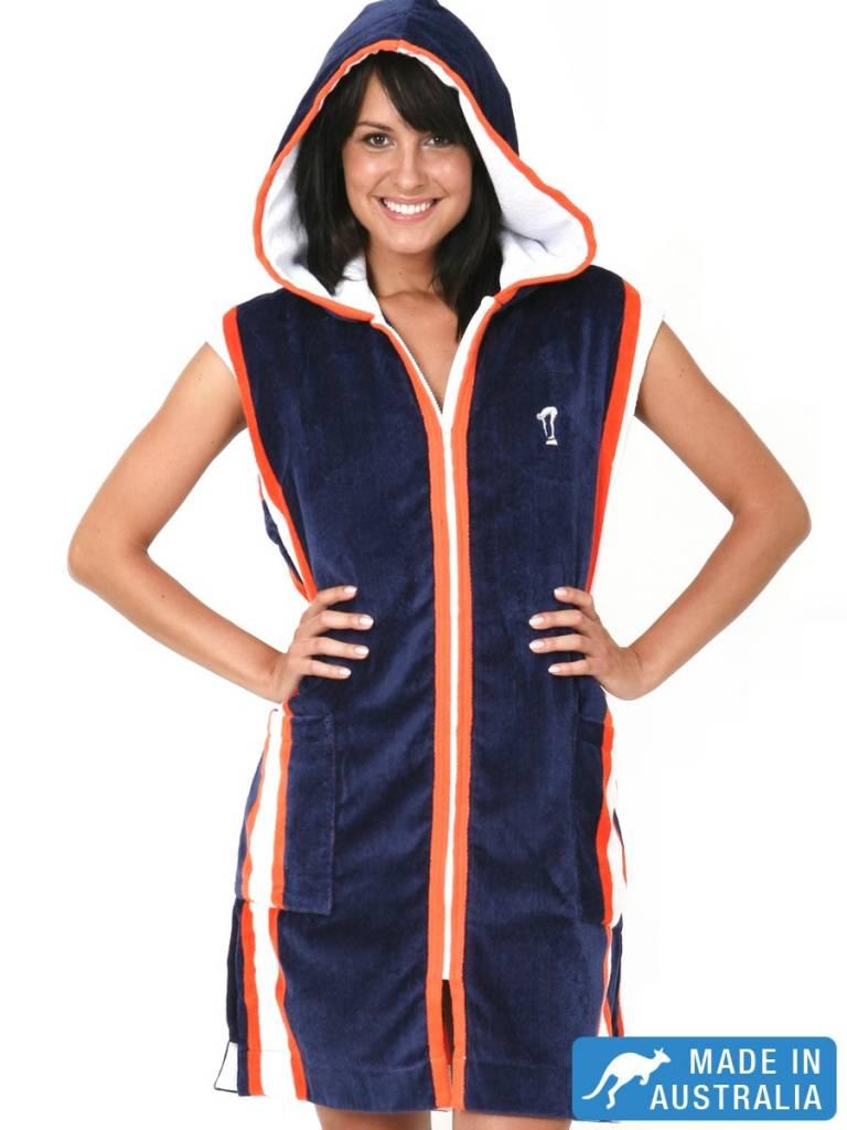 3555c62fcc Terry rich australia sleeveless beach robe for women sport jpg 768x1024 Swim  robes for women