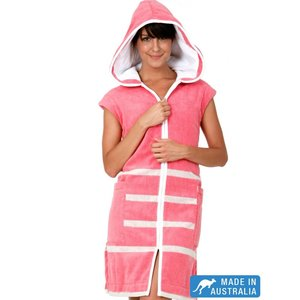 Terry Rich Australia Sleeveless Beach Robe for women Melone