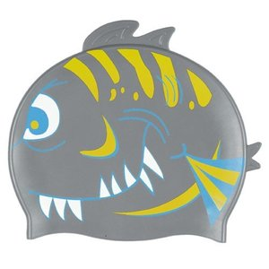 Beco Swimcap Beco Grey Shark