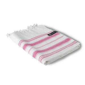 Peshs. Hamamdoek Aguas Blancas Wit-roze