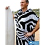 Terry Rich Australia Surf Poncho - Changing Robe 'Zebra'
