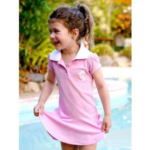 Terry Rich Australia UV Polo Dress Pink