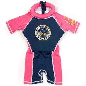 Swimsafe Floatsuit pink