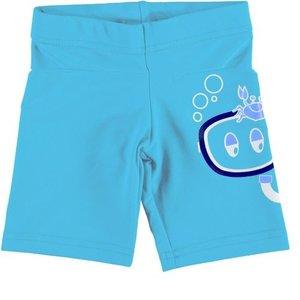 Sonpakkie UV Swim Trunks ´Ocean Hunter´ Azure Blue