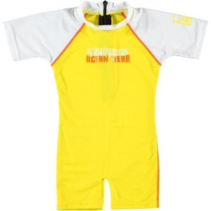 Sonpakkie UV Swimsuit Sporty Yellow